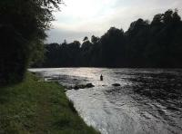 The Ambiance Of The River Tay