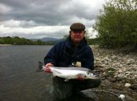 The Perfect Scottish Salmon