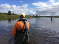 Salmon Fishing Tactics