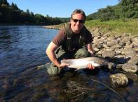 Salmon Fishing Hospitality