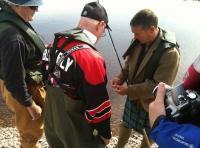 Salmon Fishing Instructors