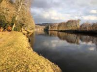 Perfect River Tay Scenic Beauty