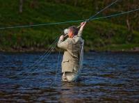 Learning To Salmon Fly Fish