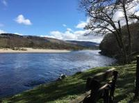 The River Tay's Magnificence