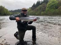 River Tay Salmon Success