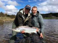 Corporate Fishing Success