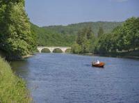 Beautiful River Tay Scenery